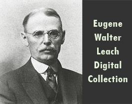 Eugene Leach