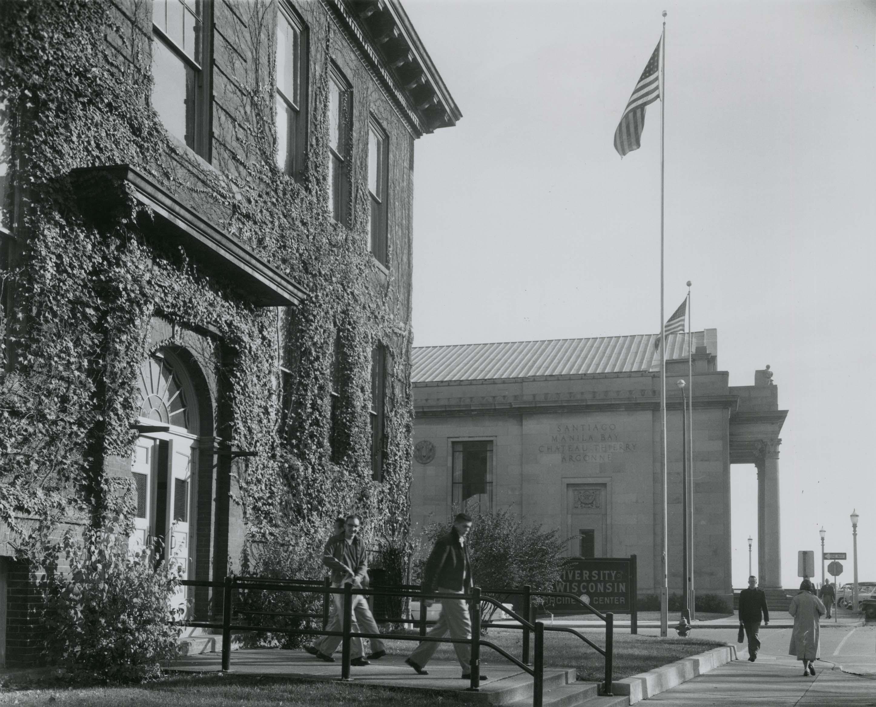 Racine Center building: McMynn Building