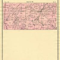 1899 Rochester Plat Map