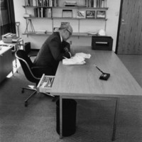 Chancellor Irvin Wyllie in Office