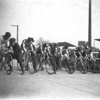 Final Mile Open bicycle race