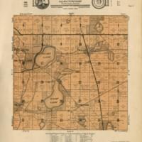 1934 Salem Plat Map