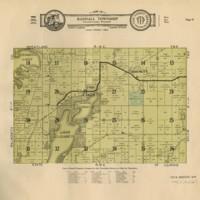 1934 Randall Plat Map