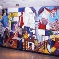 UW-Parkside mural