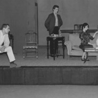 Scene from The Glass Menagerie