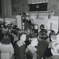 Atomic Energy Exhibit at Racine Center