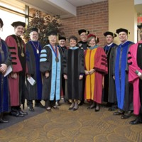 Inauguration of Chancellor Ford