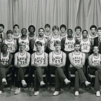 UW-Parkside Rangers basketball team
