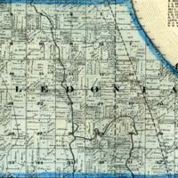 1873 Caledonia Plat Map