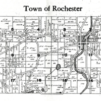 1915 Rochester Plat Map