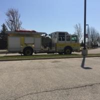 Hales Corner Fire Department truck