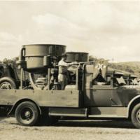 Ford Model AA trucks