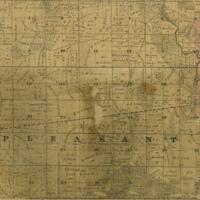 1858 Mount Pleasant Plat Map