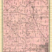 1899 Pleasant Prairie Plat Map