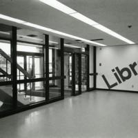 Library Main Lobby