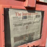 """Avoid people, period"""