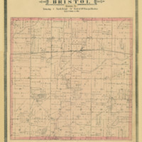 1887 Bristol Plat Map