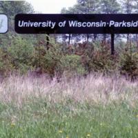 The Parkside Sign