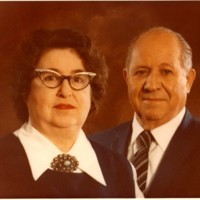 Photo of George and Madeline Molinaro