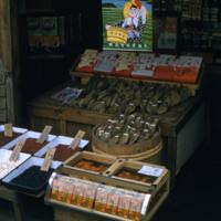 Food vendor bins