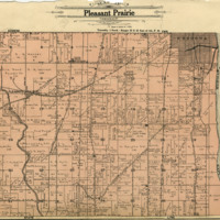 1908 Pleasant Prairie Plat Map