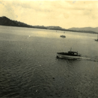A number of vessels on the water