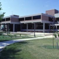View of UW-Parkside campus building