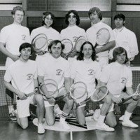 UW-Parkside men's tennis team