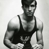 UW-Parkside wrestler Ken Martin