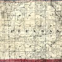 1873 Mount Pleasant Plat Map