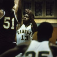UW-Parkside basketball player