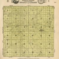 1934 Brighton Plat Map