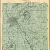 1908 Burlington Plat Map