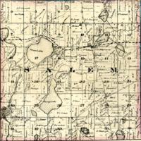 1873 Salem Plat Map