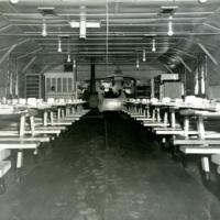 A dining hall
