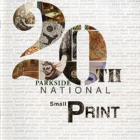 20th Parkside National Small Print Exhibition program cover