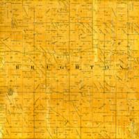 1861 Brighton Plat Map