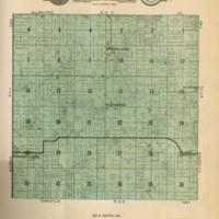 1934 Raymond Plat Map