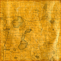 1861 Salem Plat Map