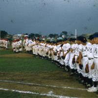 Baseball team in uniform