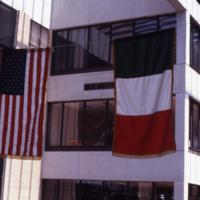 Italian-American Exchange banquet