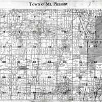 1915 Mount Pleasant Plat Map