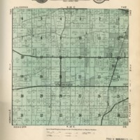 1934 Mount Pleasant Plat Map