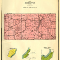 1924 Rochester Plat Map