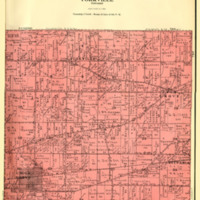 1924 Yorkville Plat Map