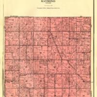 1924 Raymond Plat Map