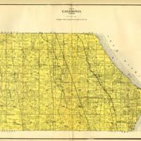 1924 Caledonia Plat Map