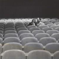 Student union movie theatre