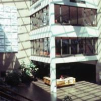 UW-Parkside Library exterior