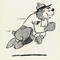 Ranger Bear running